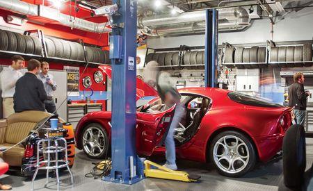"""Garage Mahal"" Overhauls our Garage: Time-lapse"