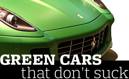 Green Cars That Don't Suck