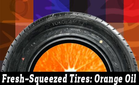 How Oranges End Up in Your Tires: Yokohama dB Super E-spec
