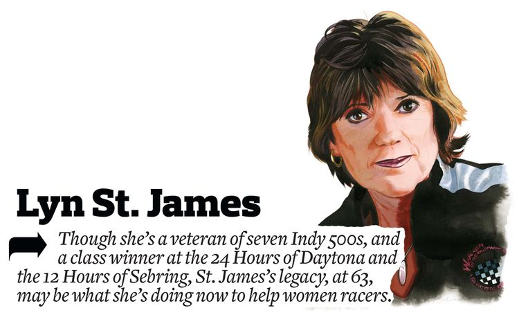 Lyn St. James: What I'd Do Differently