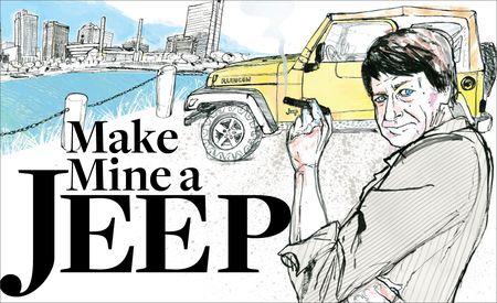 Make Mine a Jeep: P.J. O'Rourke's Ode to the Wrangler