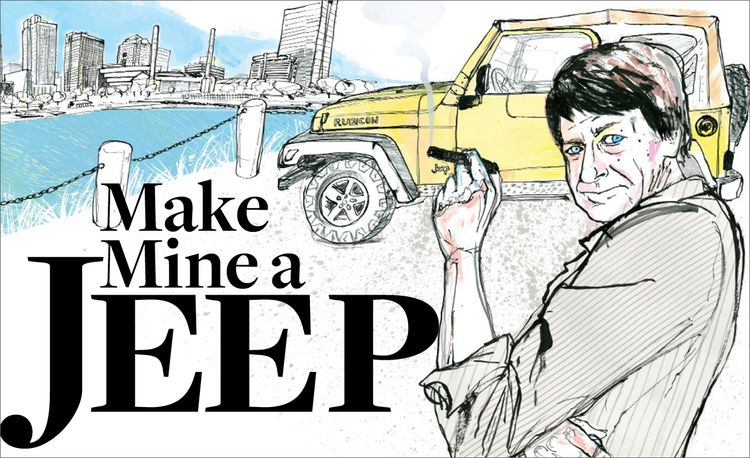 Make Mine a Jeep: P.J. O'Rourke's Ode to the Wrangler