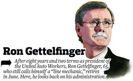 Ron Gettelfinger: What I'd Do Differently