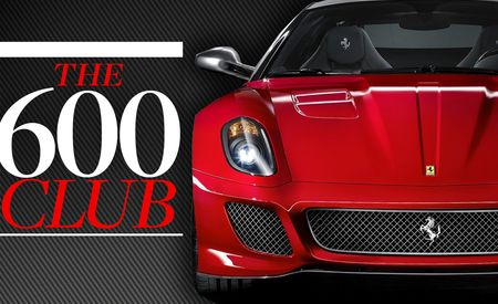 The 600 Club: A Celebration of Horsepower
