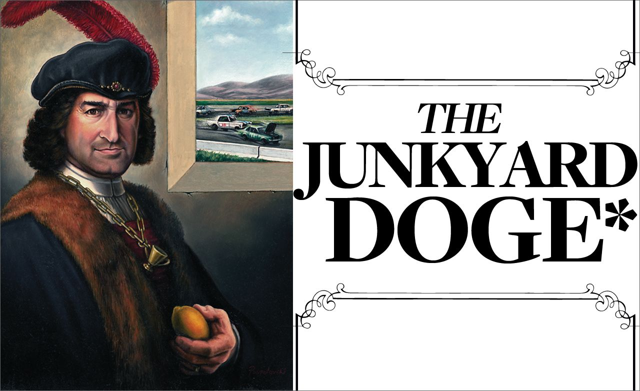 The Junkyard Doge: How the 24 Hours of LeMons Became a Sensation