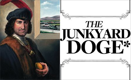 The Junkyard Doge: How the 24 Hours of LeMons Became a Sensation