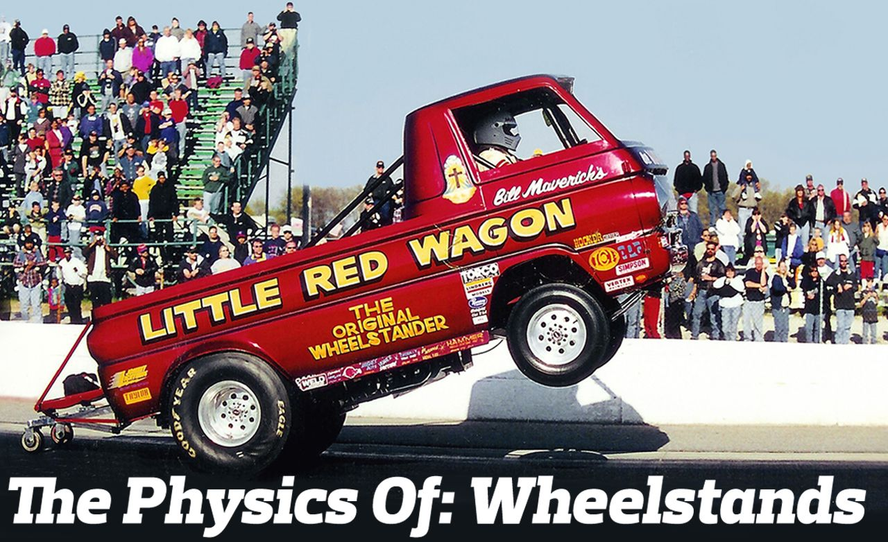 The Physics Of: Wheelstands