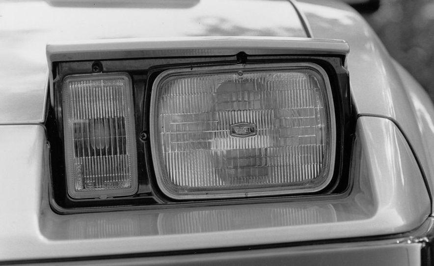 1985 Chevrolet Camaro Berlinetta - Slide 39