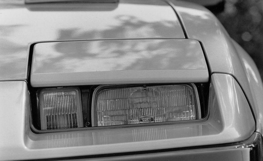 1985 Chevrolet Camaro Berlinetta - Slide 38