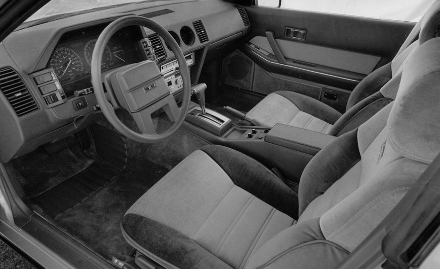 1985 Chevrolet Camaro Berlinetta - Slide 40