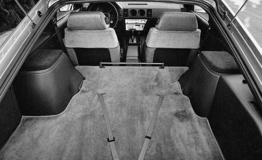 1985 Chevrolet Camaro Berlinetta - Slide 43