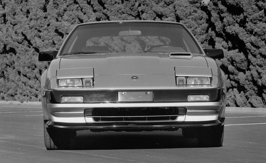 1985 Chevrolet Camaro Berlinetta - Slide 31