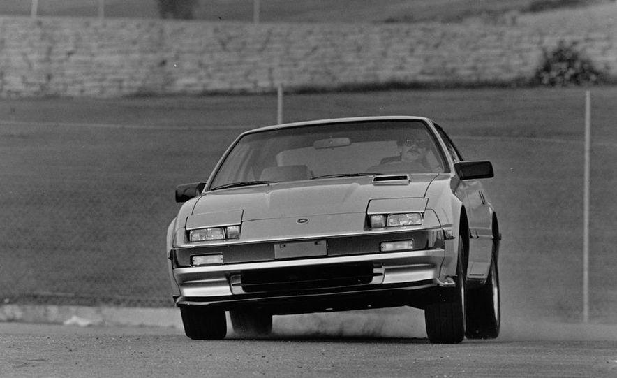 1985 Chevrolet Camaro Berlinetta - Slide 32