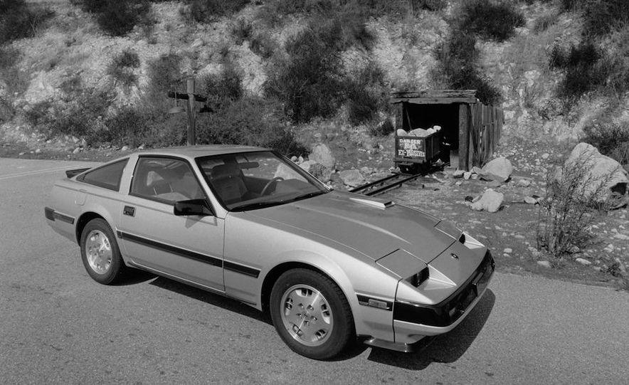 1985 Chevrolet Camaro Berlinetta - Slide 33