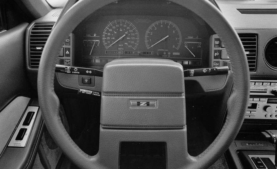 1985 Chevrolet Camaro Berlinetta - Slide 41