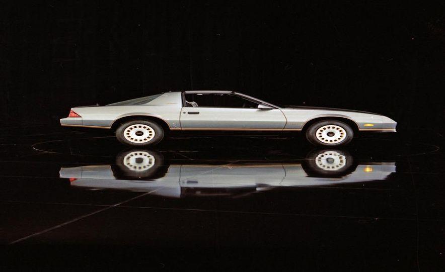 1985 Chevrolet Camaro Berlinetta - Slide 2