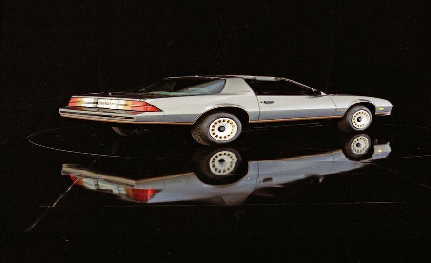 1985 Chevrolet Camaro Berlinetta - Slide 4