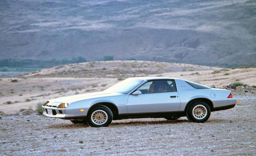 1985 Chevrolet Camaro Berlinetta - Slide 3