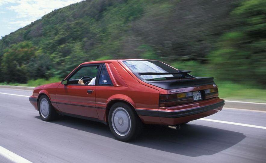 1985 Chevrolet Camaro Berlinetta - Slide 7