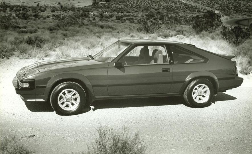 1985 Chevrolet Camaro Berlinetta - Slide 25