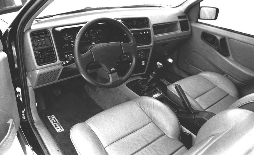 1985 Chevrolet Camaro Berlinetta - Slide 21
