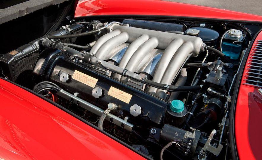1954–1957 Mercedes-Benz 300SL Coupé - Slide 31