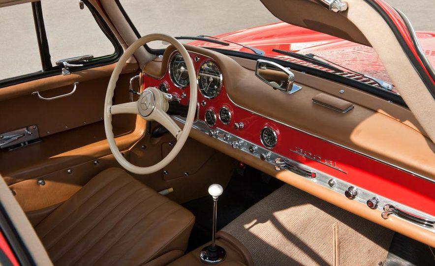 1954–1957 Mercedes-Benz 300SL Coupé - Slide 30