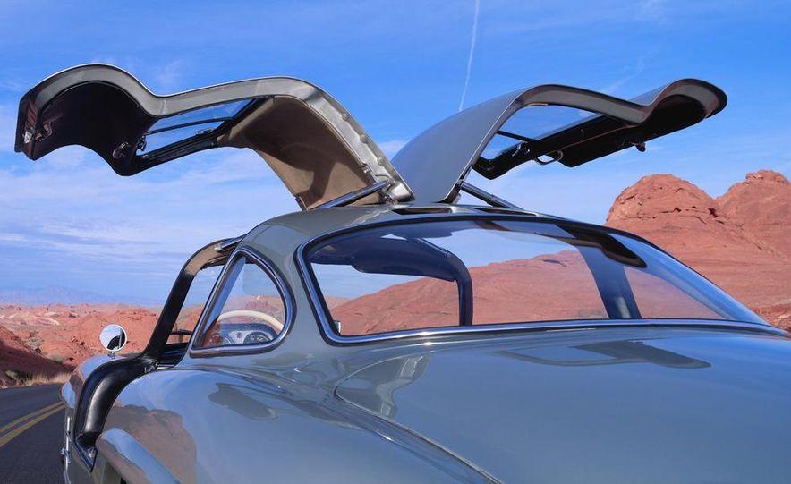 1954–1957 Mercedes-Benz 300SL Coupé - Slide 23