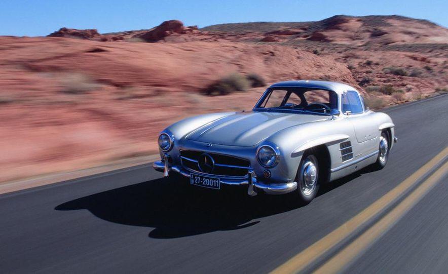 1954–1957 Mercedes-Benz 300SL Coupé - Slide 6