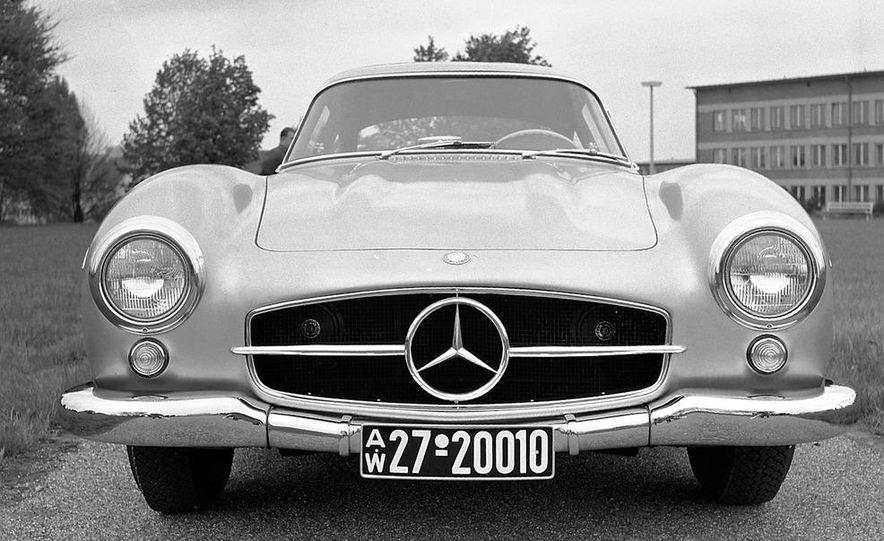 1954–1957 Mercedes-Benz 300SL Coupé - Slide 45