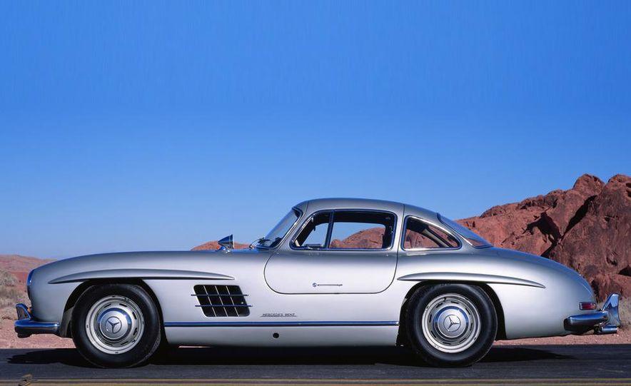 1954–1957 Mercedes-Benz 300SL Coupé - Slide 7