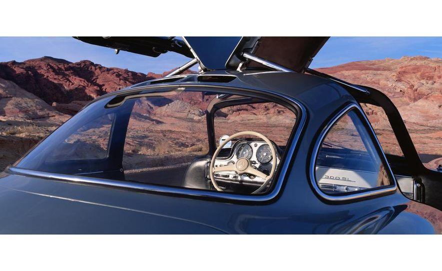 1954–1957 Mercedes-Benz 300SL Coupé - Slide 25