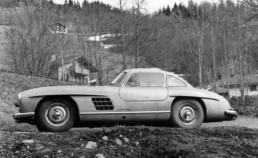 1954–1957 Mercedes-Benz 300SL Coupé - Slide 37