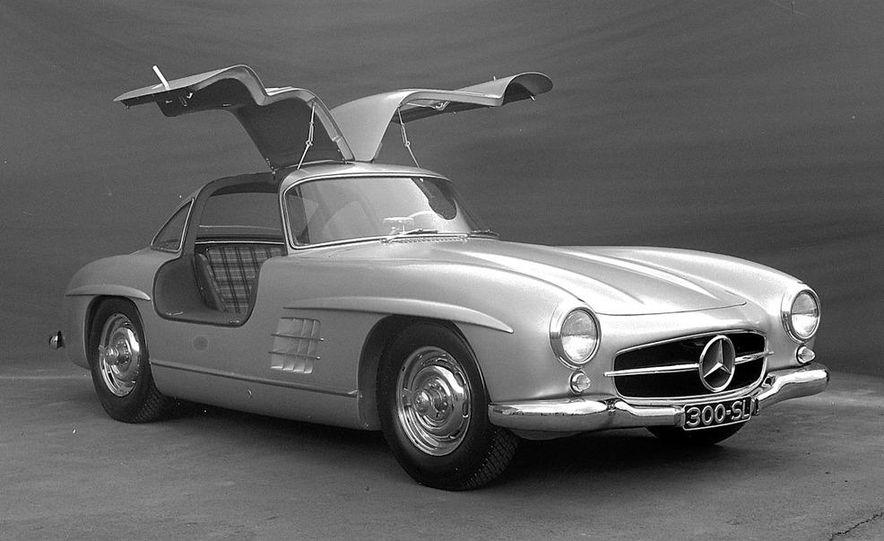1954–1957 Mercedes-Benz 300SL Coupé - Slide 42