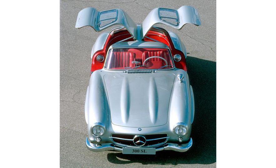 1954–1957 Mercedes-Benz 300SL Coupé - Slide 14