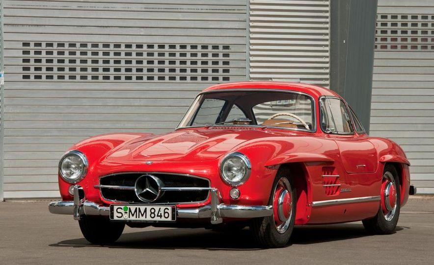 1954–1957 Mercedes-Benz 300SL Coupé - Slide 10