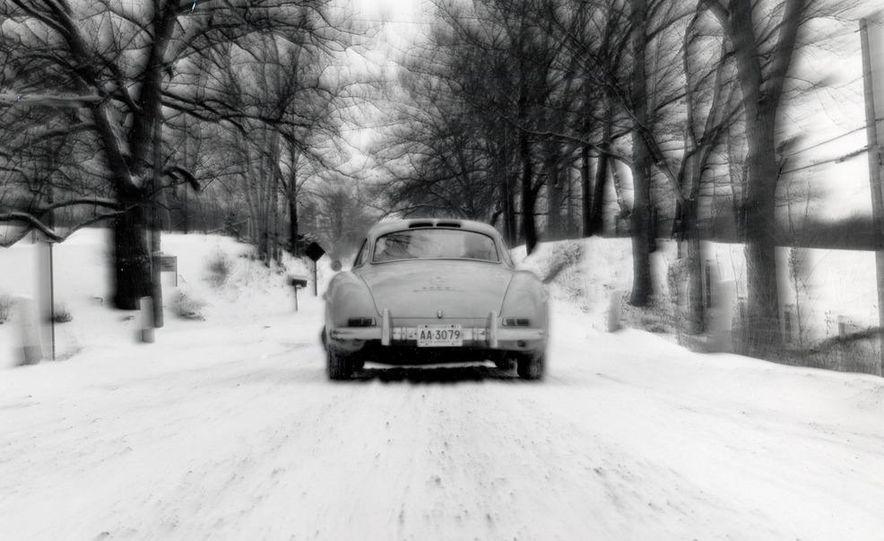 1954–1957 Mercedes-Benz 300SL Coupé - Slide 34