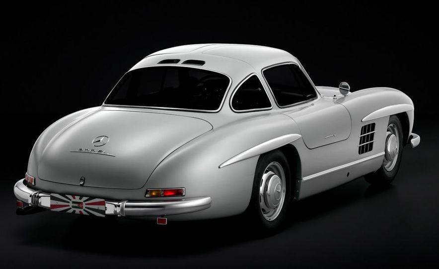 1954–1957 Mercedes-Benz 300SL Coupé - Slide 16
