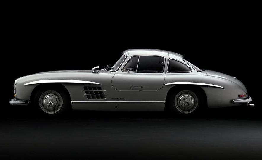 1954–1957 Mercedes-Benz 300SL Coupé - Slide 19