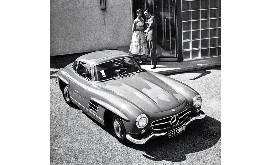1954–1957 Mercedes-Benz 300SL Coupé - Slide 38