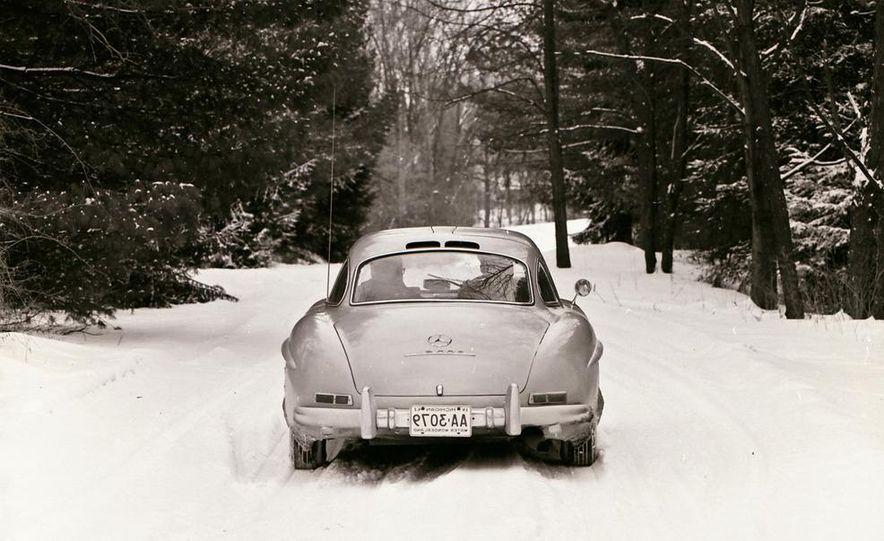 1954–1957 Mercedes-Benz 300SL Coupé - Slide 35
