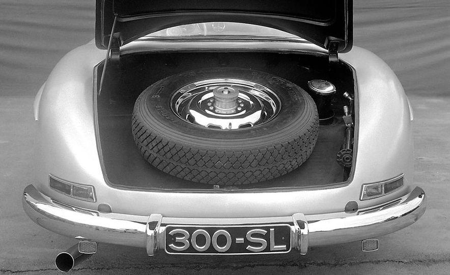 1954–1957 Mercedes-Benz 300SL Coupé - Slide 46