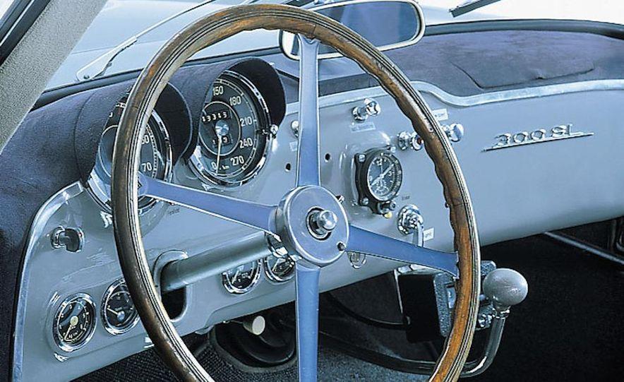 1954–1957 Mercedes-Benz 300SL Coupé - Slide 27