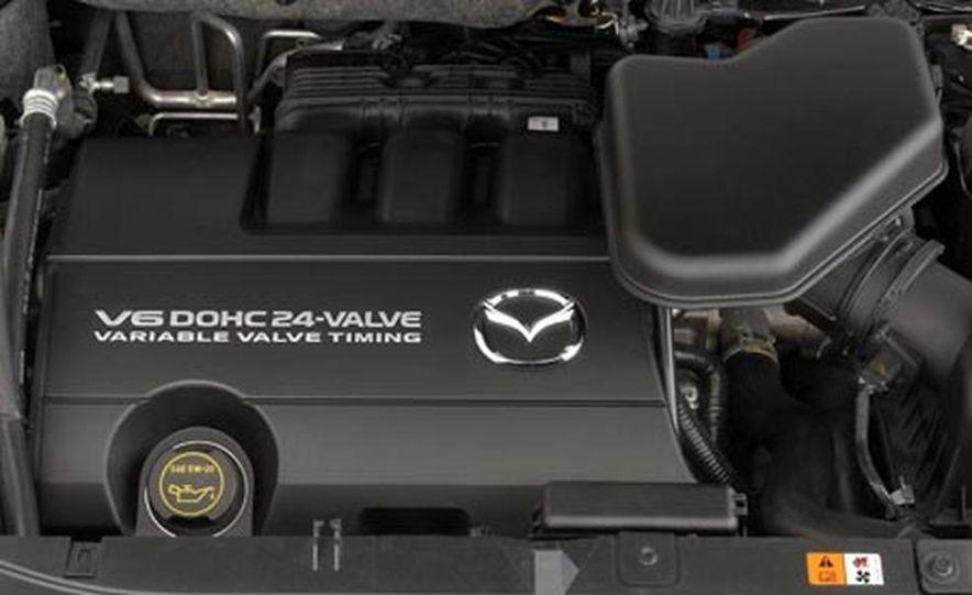 2008 Mazda CX-9 Grand Touring - Slide 5