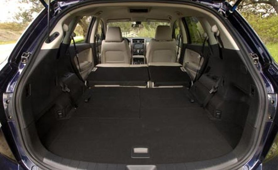 2008 Mazda CX-9 Grand Touring - Slide 6