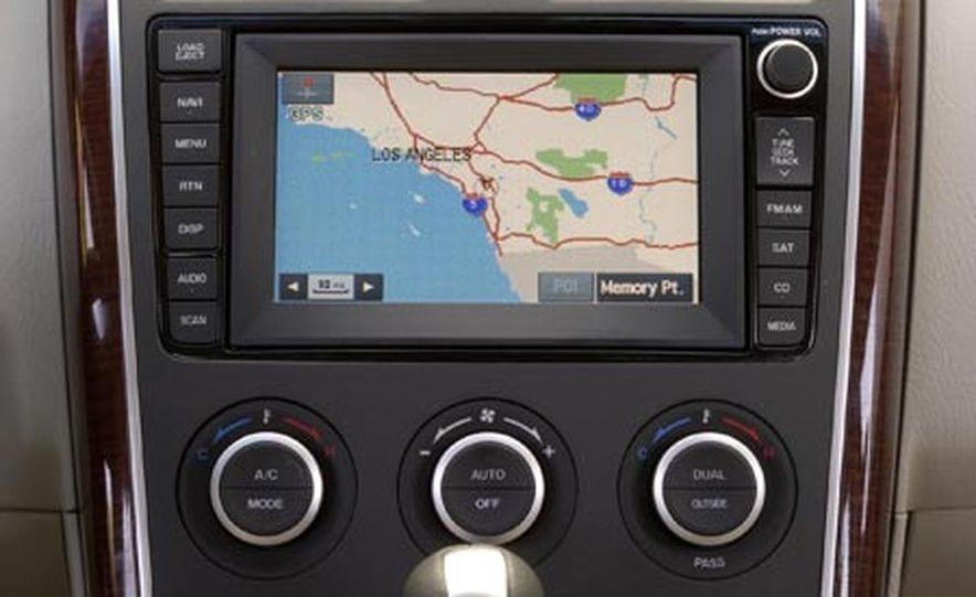 2008 Mazda CX-9 Grand Touring - Slide 7