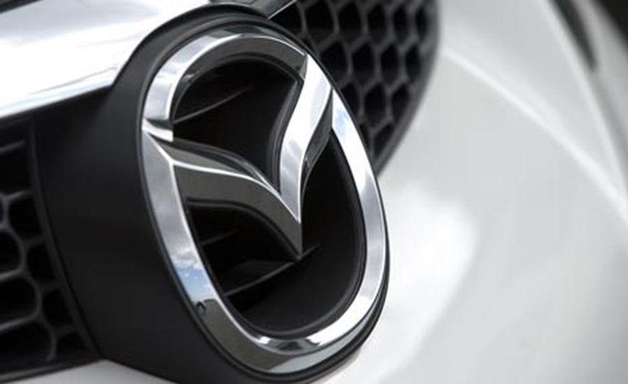 2008 Mazda CX-9 Grand Touring - Slide 14