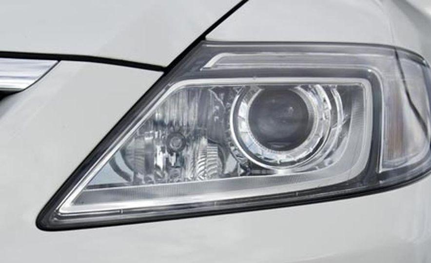 2008 Mazda CX-9 Grand Touring - Slide 15
