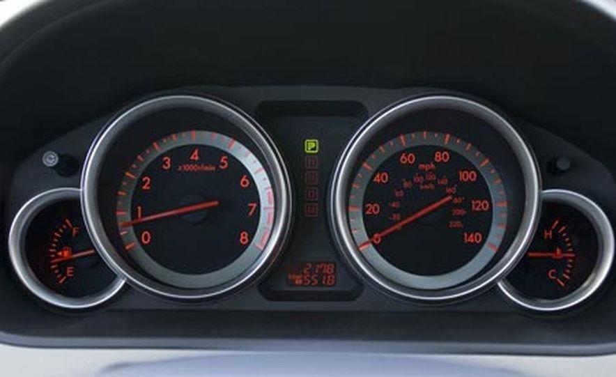 2008 Mazda CX-9 Grand Touring - Slide 17