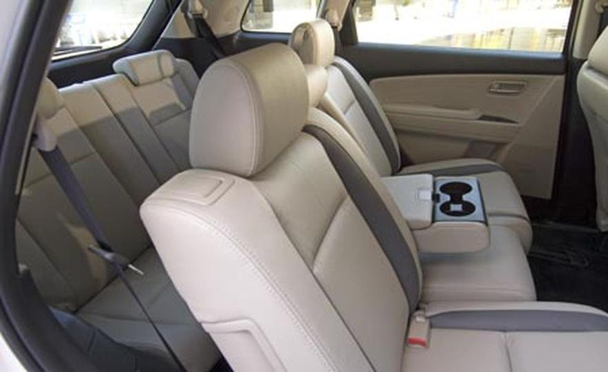 2008 Mazda CX-9 Grand Touring - Slide 19